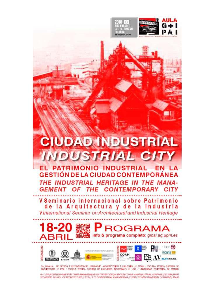 Curso de Verano UPM_Patrimonio Industrial