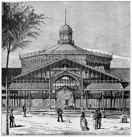 AMCTAIC Fòrum de Patrimoni Industrial: Arquitectes, enginyers i empreses en la construcció de la xarxa de mercats de Barcelona del segle XIX
