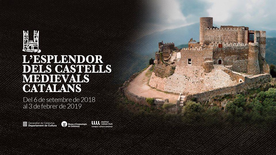 Exposició 'L'esplendor dels castells medievals catalans'