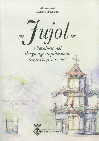 Presentació del llibre 'Jujol i l'evolució del llenguatge arquitectònic'