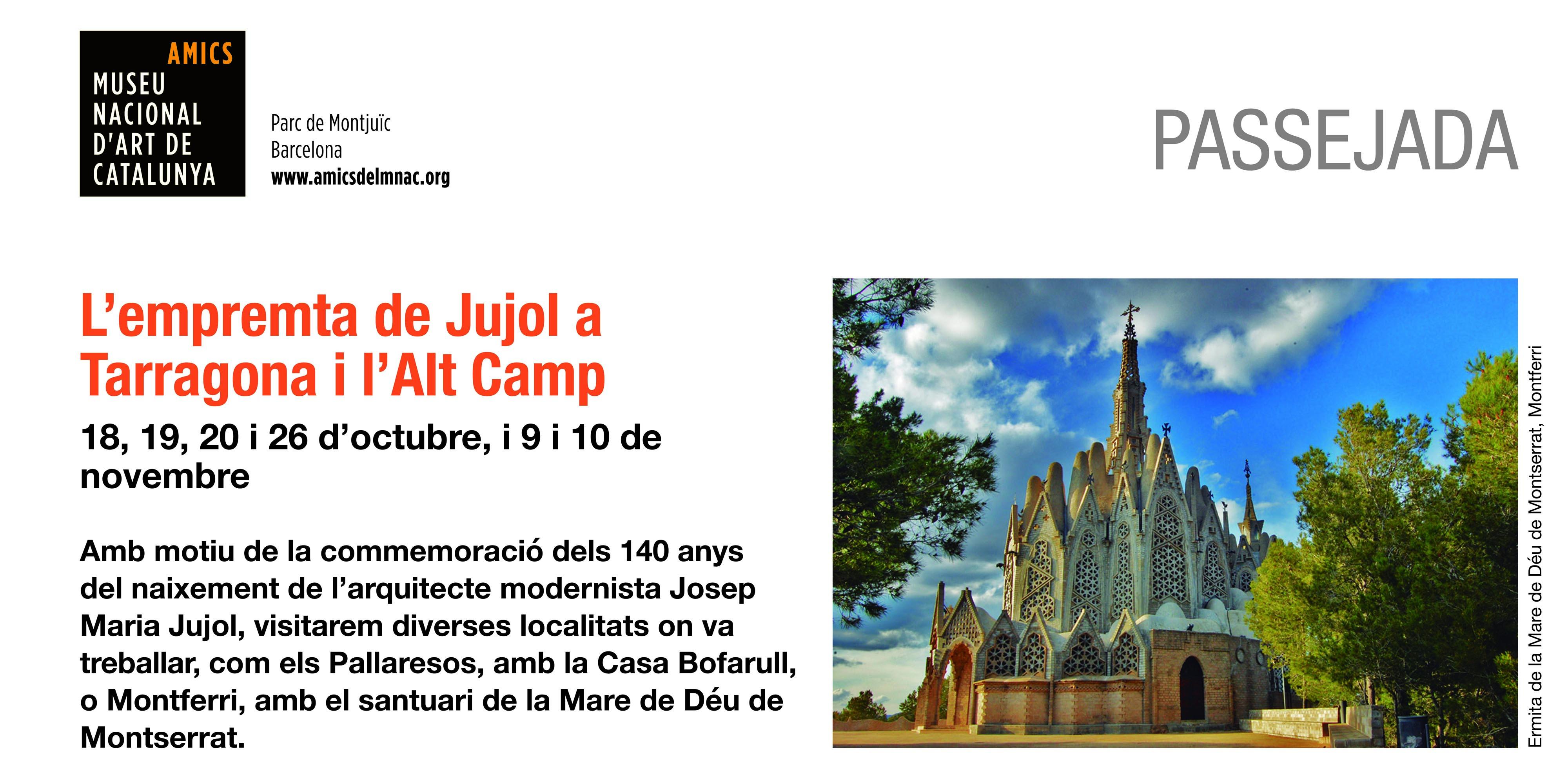 L'empremta de Julol a Tarragona i l'Alt Camp