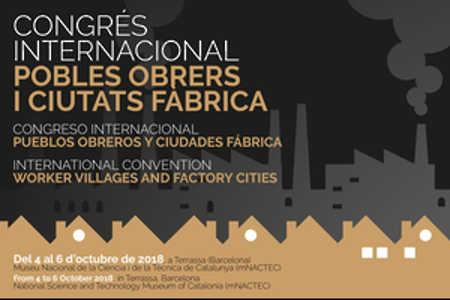 Congrés internacional Pobles obrers i ciutats fàbrica