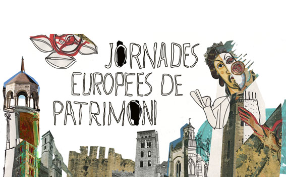 Jornades Europees de Patrimoni (JEP) 2018