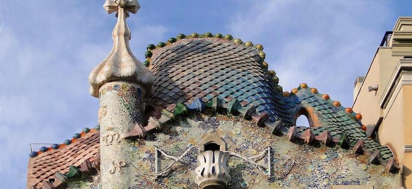 Visita AADIPA a la finalització de les obres de restauració de la Casa Batlló